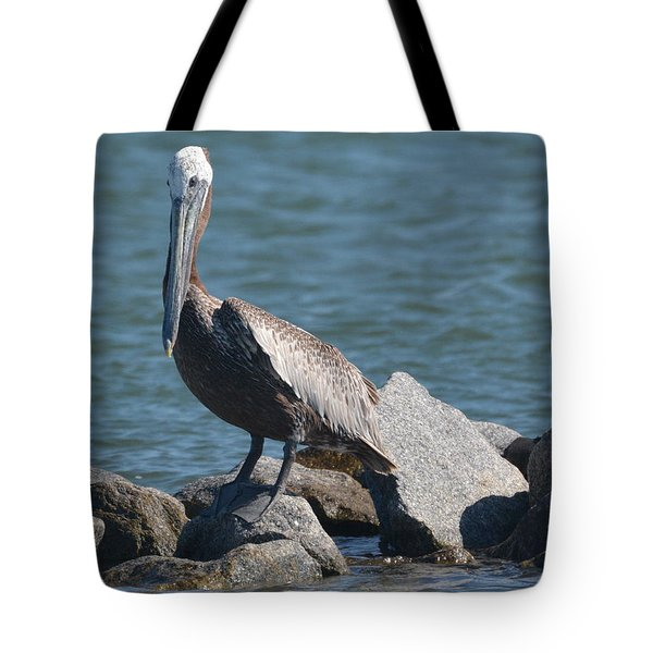On The Rocks.... Tote Bag