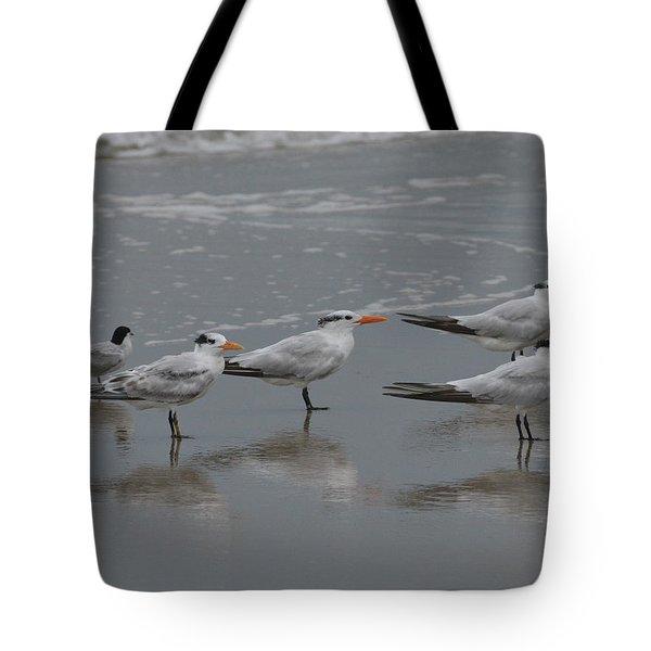 On The Seashore Tote Bag