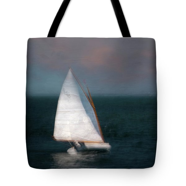 On The Sound 2 Tote Bag