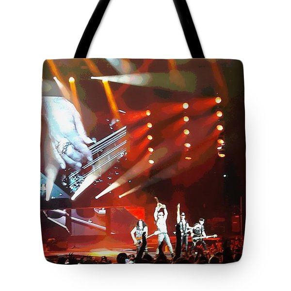 On The Stage Tote Bag