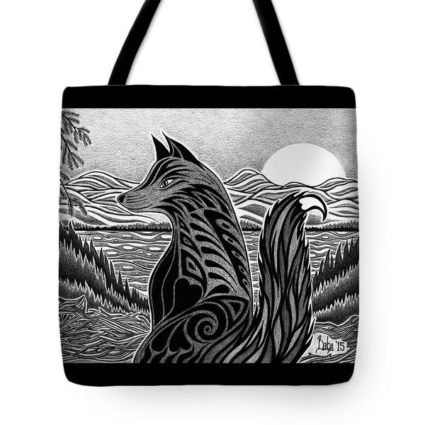 On The Watch Tote Bag