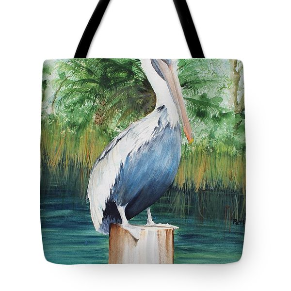 On The Watchtower Tote Bag