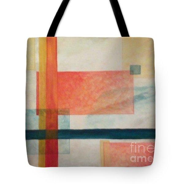 Transparencies Tote Bag