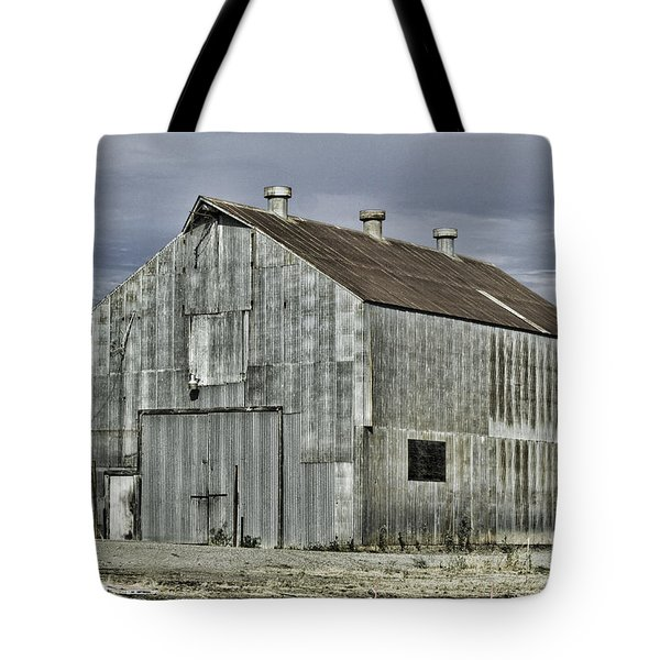 Tote Bag featuring the photograph On The Way To Napa by Judy Wolinsky