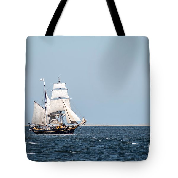 on the way to Texel Tote Bag