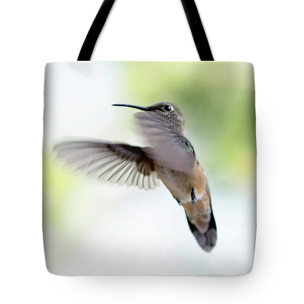 On The Wing 2 Tote Bag