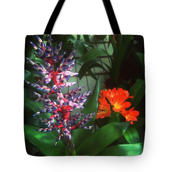 Flowers Of Malta 8 Tote Bag
