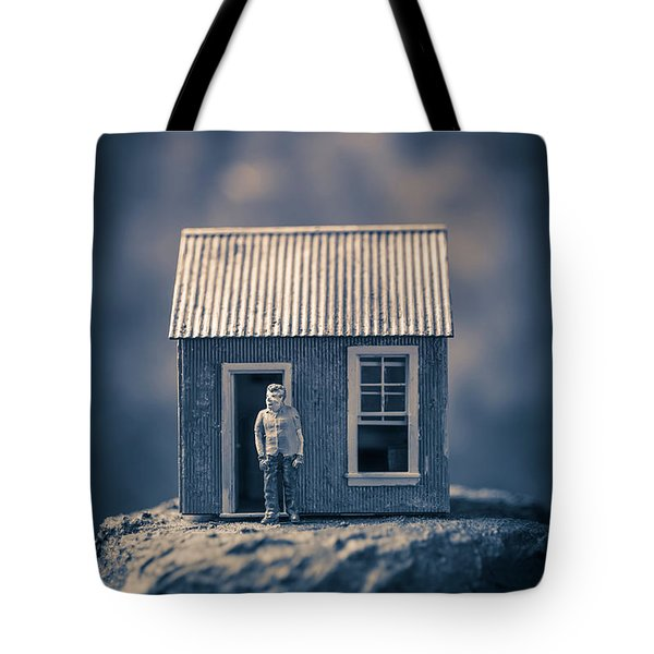 Tote Bag featuring the photograph On Top Of Old Smokey by Edward Fielding
