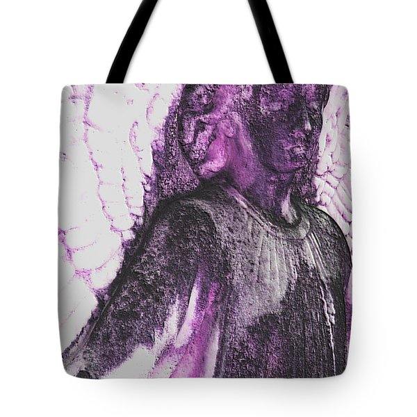 On Wings Of Light Tote Bag