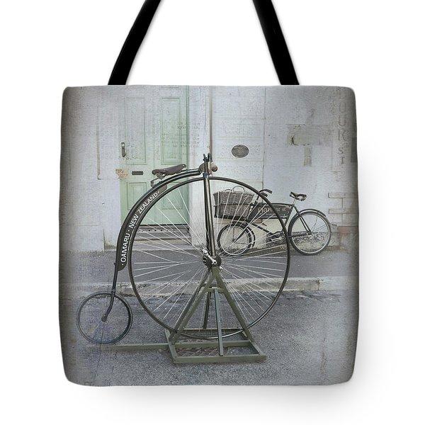 On Your Bike Tote Bag