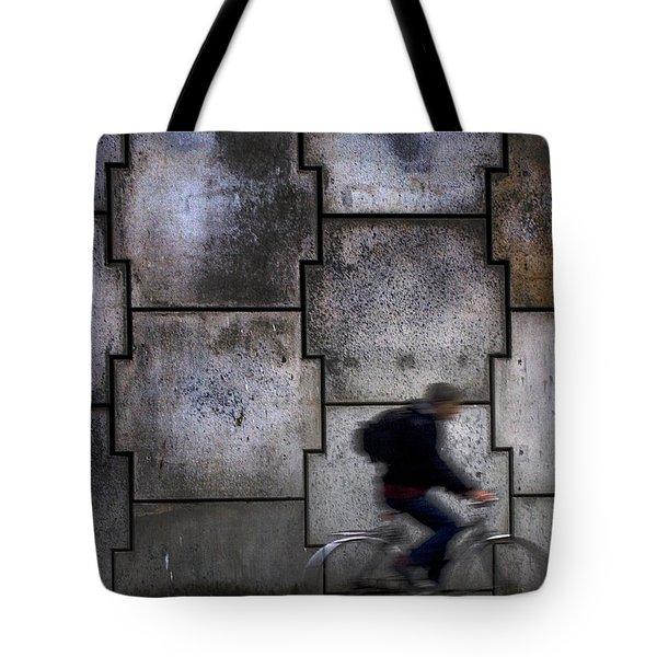 On Your Bike. Tote Bag