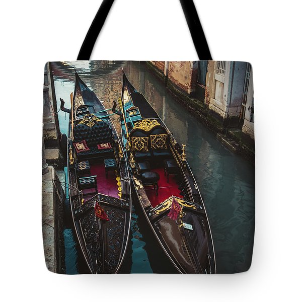 Once In Venice Tote Bag