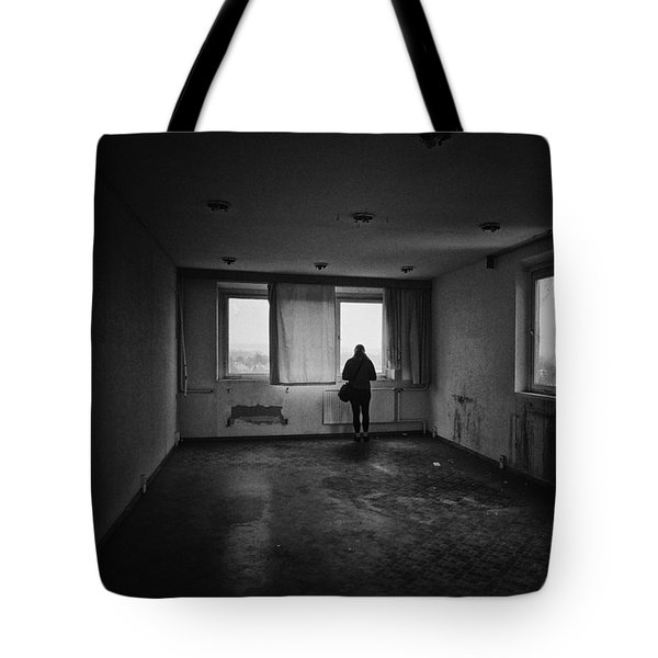Once There Was A Place To Live And To Tote Bag