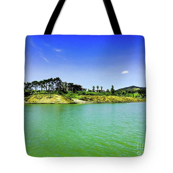 Once Upon A Crime Tote Bag