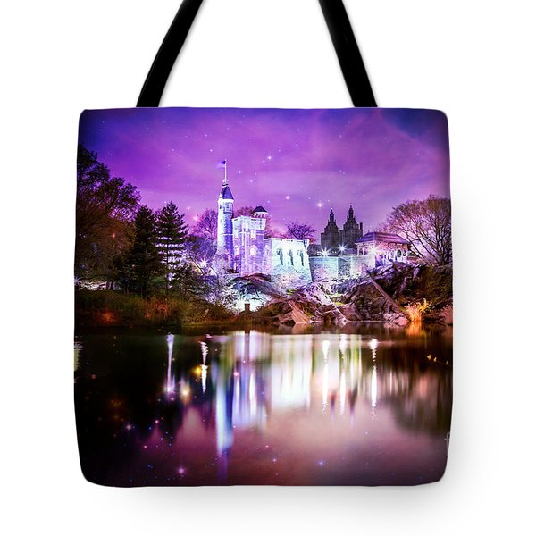 Once Upon A Fairytale Tote Bag