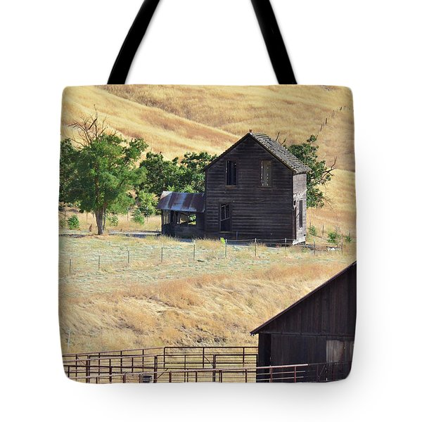 Once Upon A Homestead Tote Bag