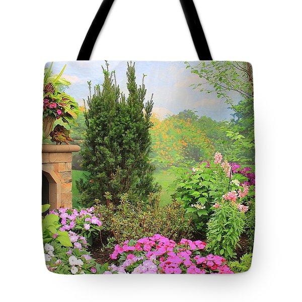 Once Upon A Spring Time Tote Bag