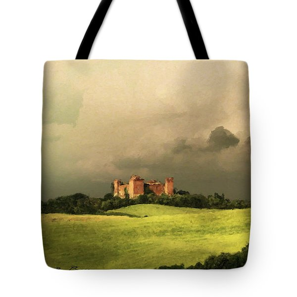 Once Upon A Time In Tuscany Tote Bag