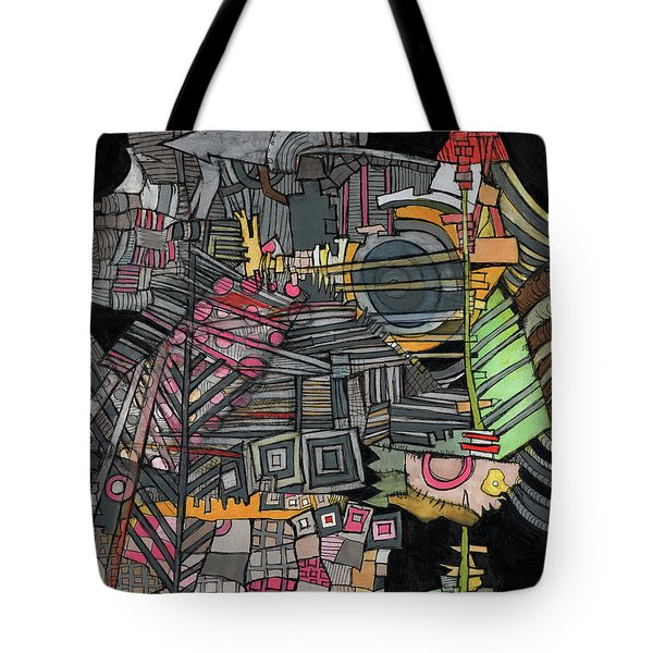Once Upon A Time Tote Bag by Sandra Church