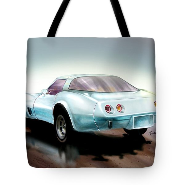 Once You Have Owned A Vette... Tote Bag