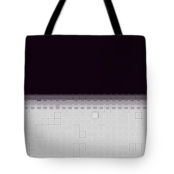 One And No Other Tote Bag by Steven Macanka