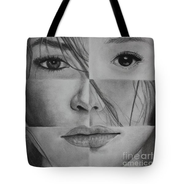 One And The Same 1 Tote Bag