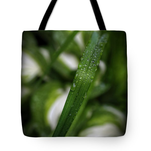 One Blade Of Grass Tote Bag