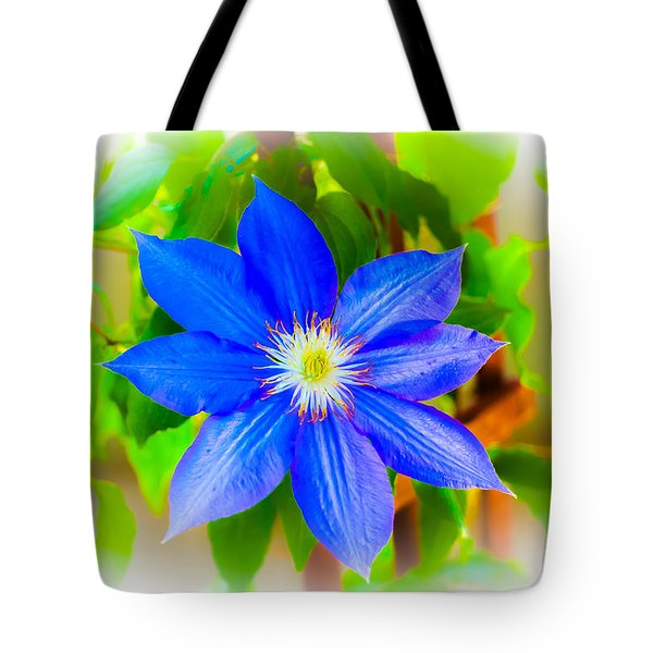 One Bloom - Pla226 Tote Bag