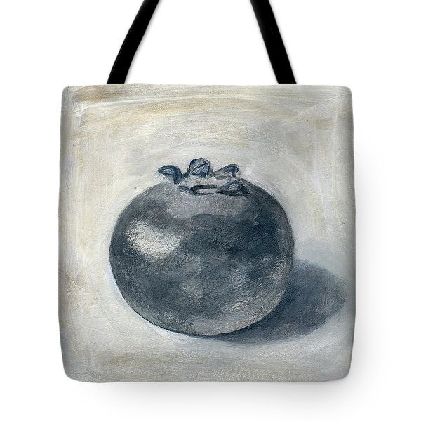 One Blueberry Tote Bag