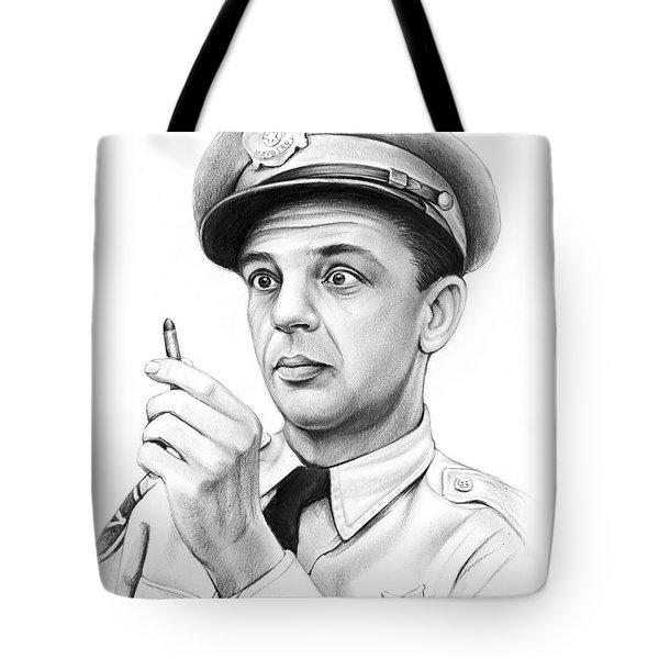 One Bullet Fife Tote Bag