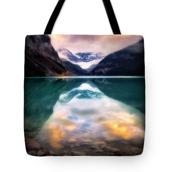 One Colorful Moment  Tote Bag by Nicki Frates