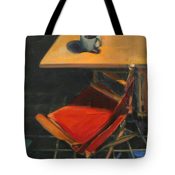 One Cup Tote Bag by Daun Soden-Greene