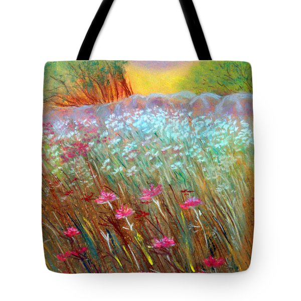 One Day In The Wild Tote Bag by Jasna Dragun
