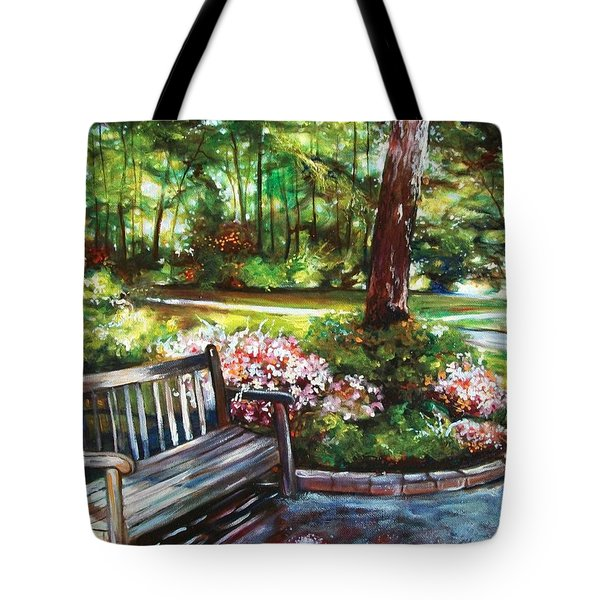 One Day Tote Bag by Emery Franklin