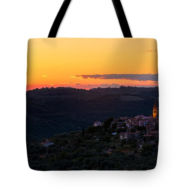 One Evening In September Tote Bag