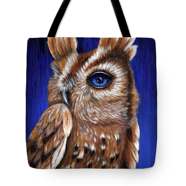 One Eye Willy Tote Bag