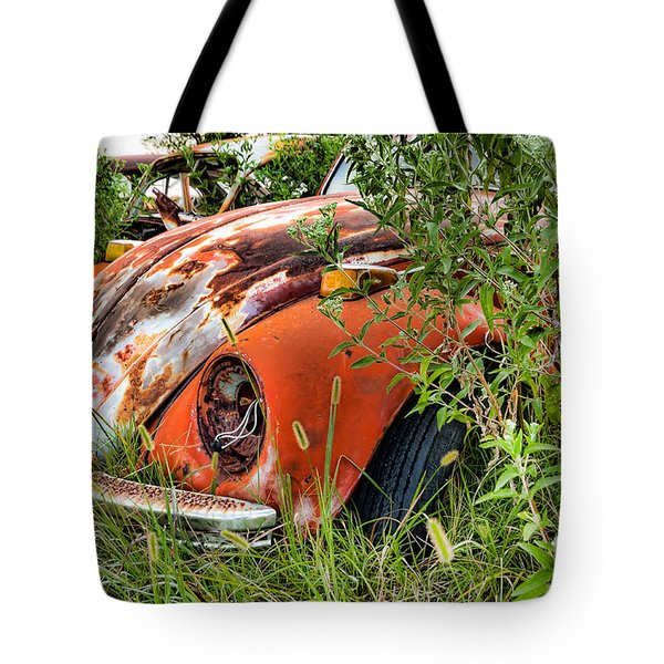 One Eyed Bug Tote Bag
