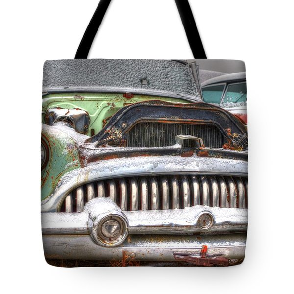 One Eyed Willie Tote Bag