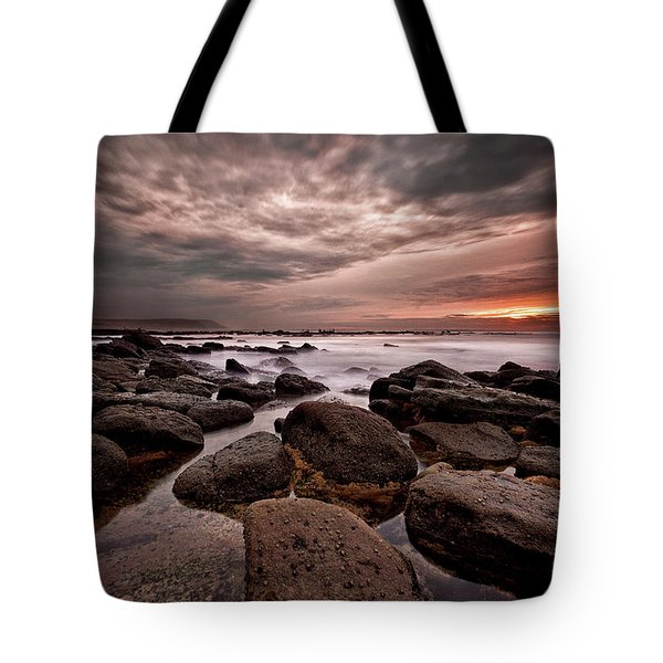 One Final Moment Tote Bag by Jorge Maia