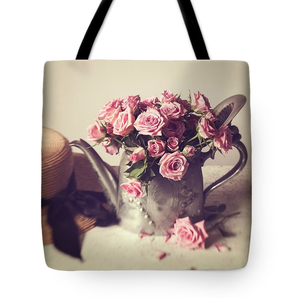 Tote Bag featuring the photograph One Fine Day by Amy Weiss