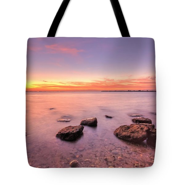 One Fine Morning Tote Bag