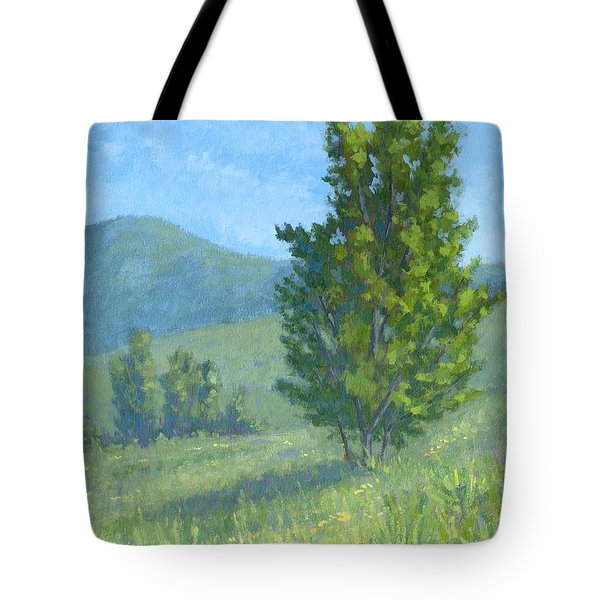 One Fine Spring Day Tote Bag