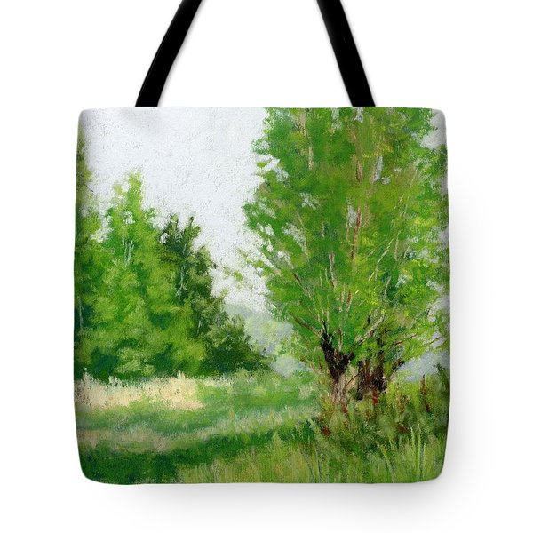 One Fine Spring Day Study Tote Bag