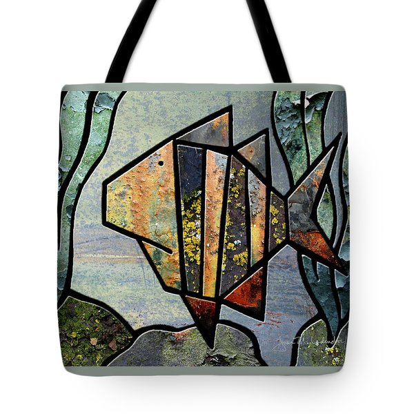One Fish Tote Bag