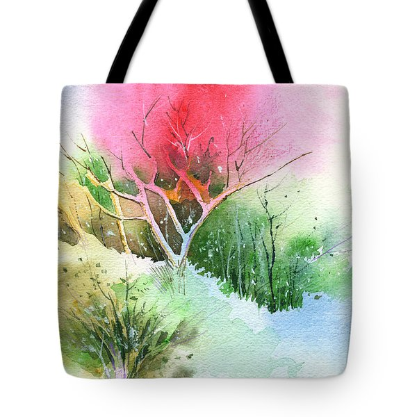 One For My Master Tote Bag by Anil Nene