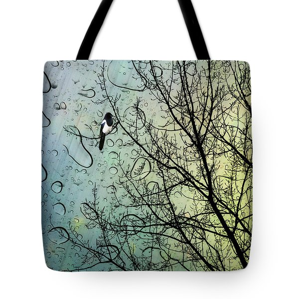 One For Sorrow Tote Bag