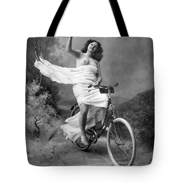 One For The Road, C1900 Tote Bag