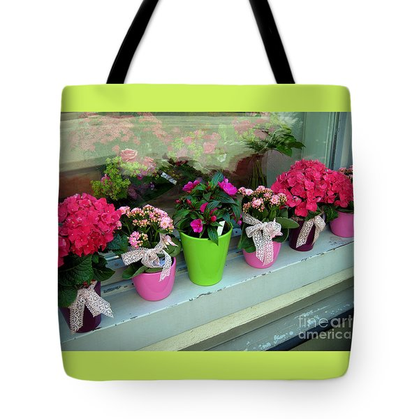 Tote Bag featuring the photograph One For You - One For Me by Susanne Van Hulst