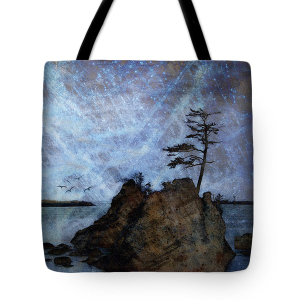 One Grace Tote Bag by Carol Leigh