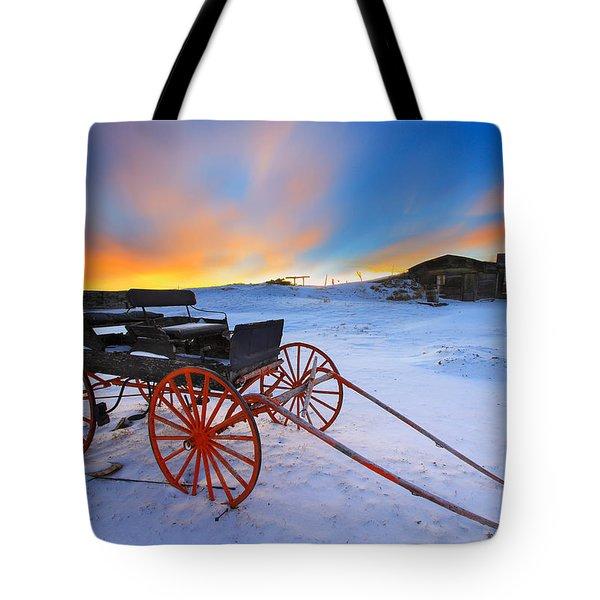 One Horsepower Tote Bag